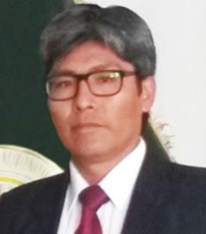 Dr. Reynaldo Sucari León